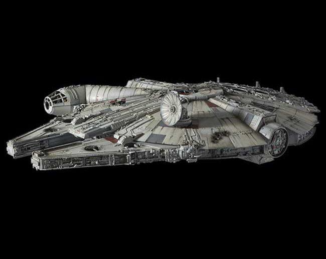 Bandai Star Wars New York Comic Con Bluefin Toys