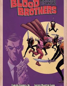 Blood Brothers #4