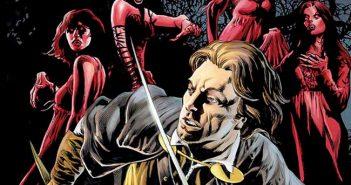 Hammer Comics: Captain Kronos #1