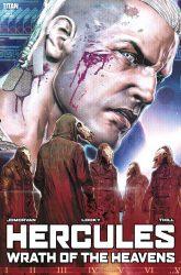 Hercules: Wrath of the Heavens #2