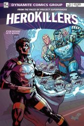 Project Superpowers: Hero Killers #5