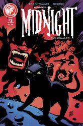Hero Cats: Midnight Over Stellar City Volume 2 #3