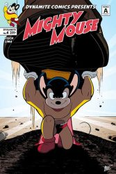 Mighty Mouse #4