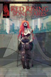 Pierce Brown's Red Rising: Sons Of Ares #5