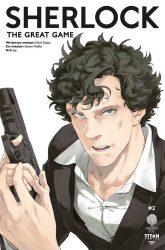 Sherlock The Great Game #2