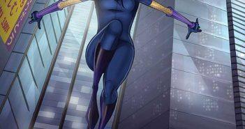 Shinobi: Ninja Princess Lightning Oni #1