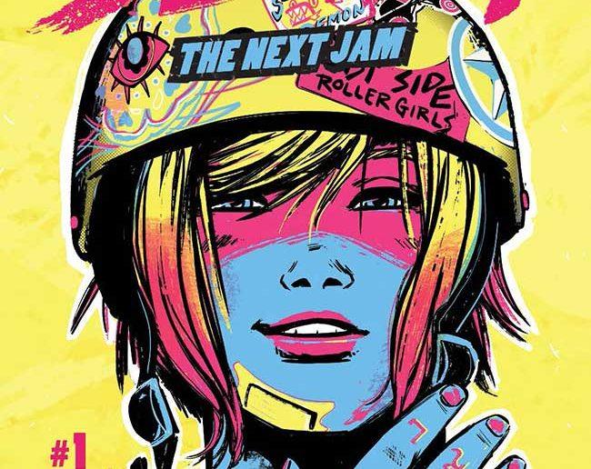 SLAM!: The Next Jam #1