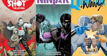 Ninja-K #1