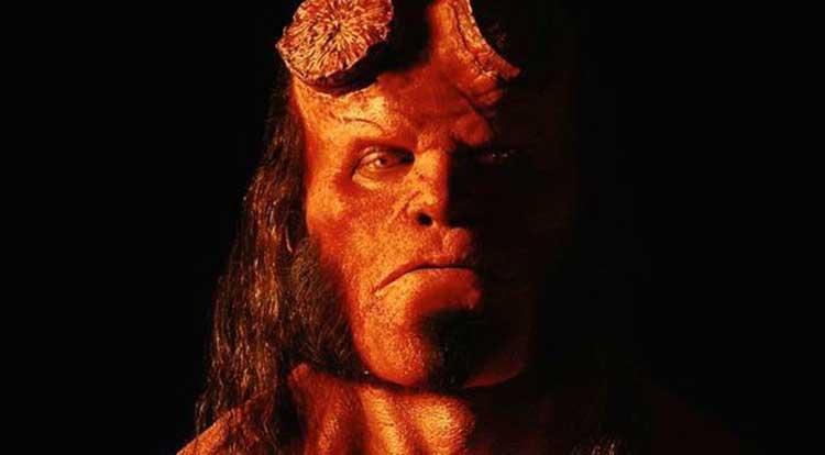 Hellboy First Look