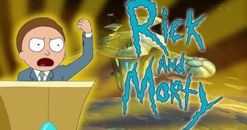 Friday Sing-Along Rick and Morty Outnumbered Chetreo