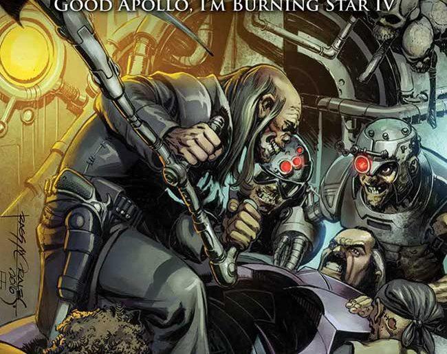 The Amory Wars: Good Apollo, I'm Burning Star IV #7