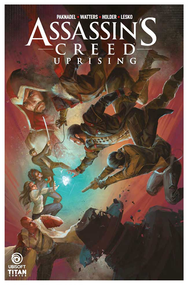 [Preview] Assassin's Creed Uprising #8 — Major Spoilers ...