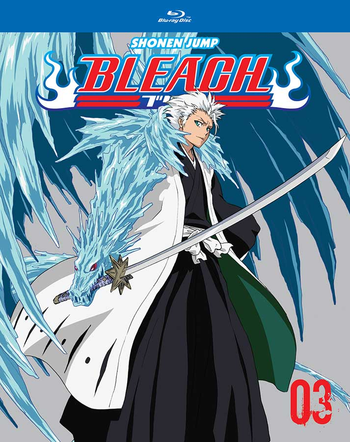 Anime Bleach Set 3 Arrives On October 24th Major