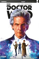 Doctor Who The Lost Dimension Omega