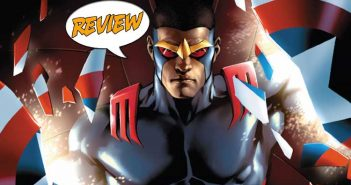 The Falcon #1 Review