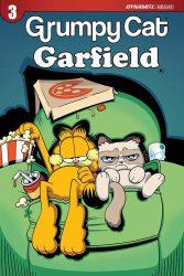 Grumpy Cat/ Garfield #3