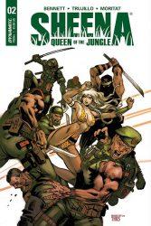 Sheena: Queen of the Jungle #2
