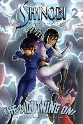 Shinobi: Ninja Princess - Lightning Oni #2