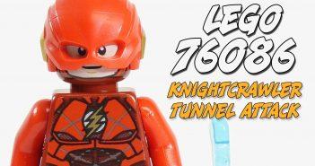 LEGO Knightcrawler Tunnel Attack