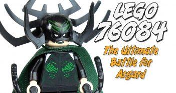 The Ultimate Battle for Asgard Lego Thor Ragnarok