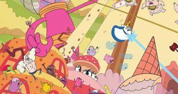 Adventure Time/Regular Show #4