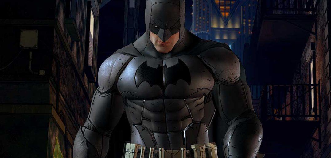 Batman: Telltale Series Sins of the Father