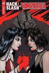 Hack Slash/Vampirella #2