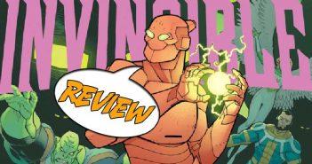 Invincible #142 Review