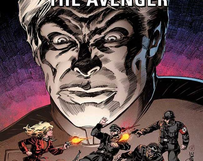 Justice Inc: The Avengers - Faces of Justice #4