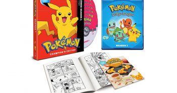 Pokemon Indigo League Season 1 DVD and Blu-Ray