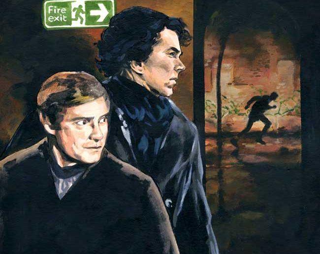 Sherlock The Great Game #4