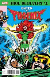 True Believers Phoenix Force