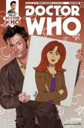 Doctor Who: The Tenth Doctor Year Three #11
