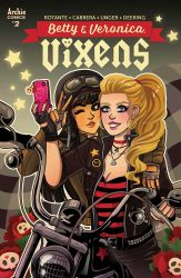 Betty and Veronica: Vixens #2