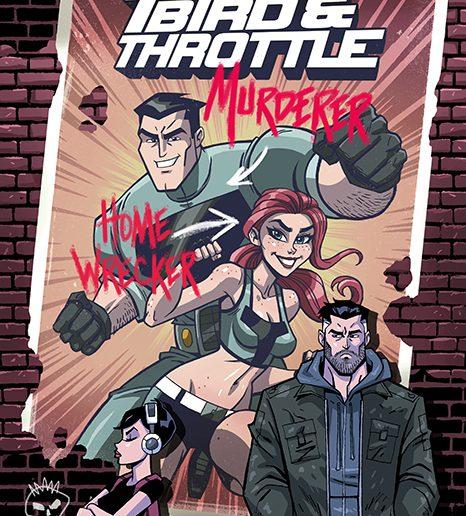 T-Bird & Throttle T-Bird and Throttle