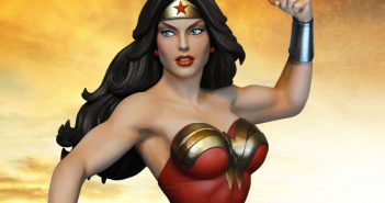 Sideshow Collectibles Super Powers Wonder Woman Maquette by Tweeterhead