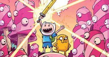 Adventure Time Comics #18