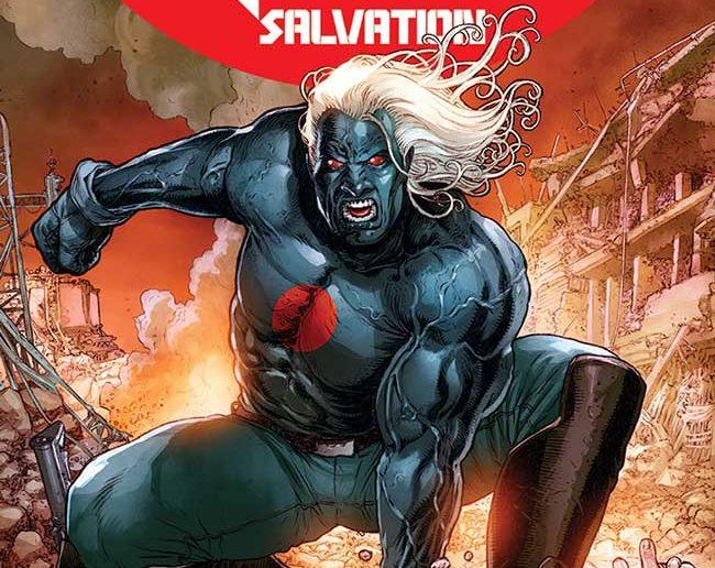 Bloodshot Salvation #4