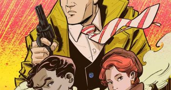 Dick Tracy at Archie Comics