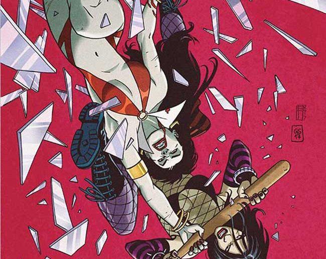 Hack/Slash/Vampirella #3