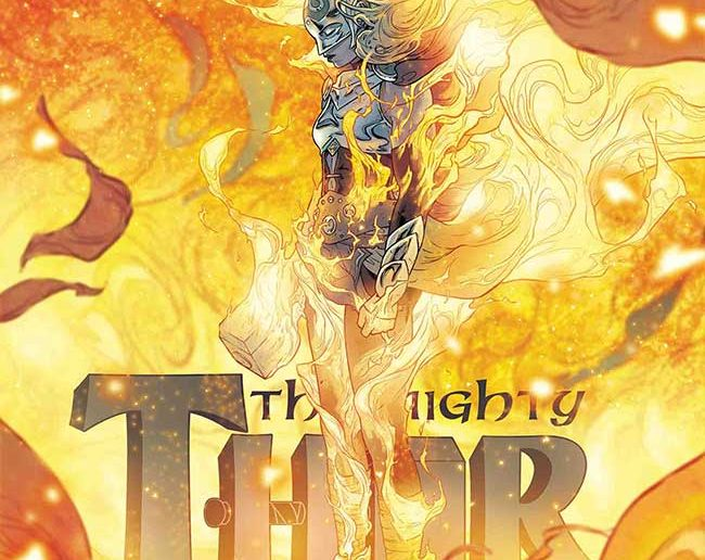Mighty Thor #705