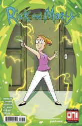 Rick and Morty #33