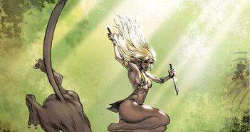 Sheena: Queen of the Jungle #4