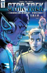 Star Trek: Boldly Go #15