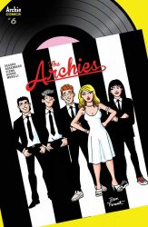 Archie Comics for March 2018