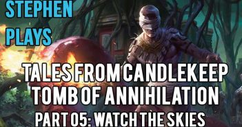 Tomb of Annihilation Tales from Candlekeep Dungeons and Dragons
