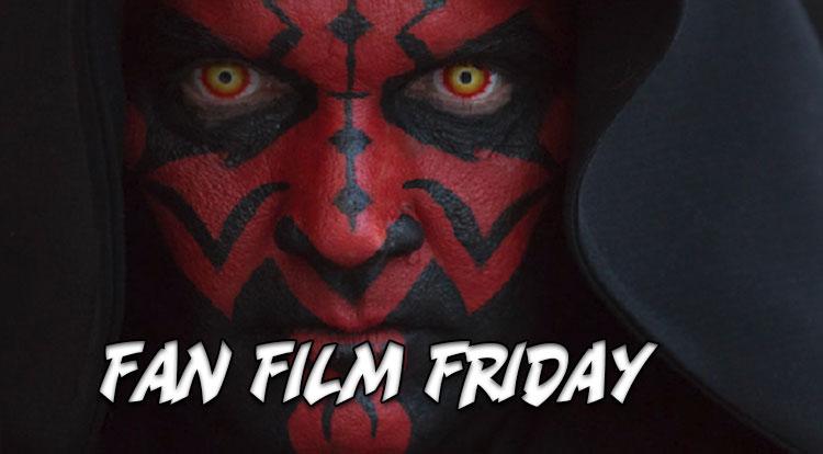 Fan Film Friday Darth Maul Apprentice