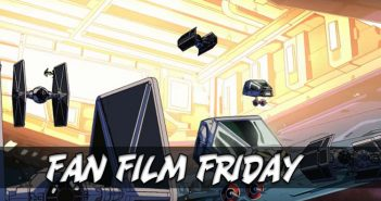 Fan Film Friday TIE Fighter Star Wars