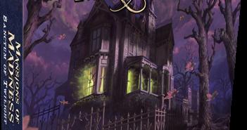 Mansions of Madness Sanctum of Twilight