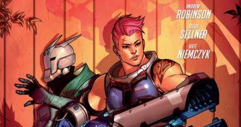 Overwatch Black Hammer Free Comic Book Day